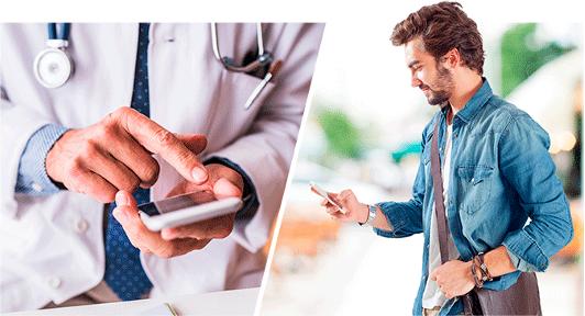 Ferramenta de Marketing Digital TI.Saúde
